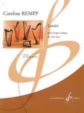 Loreleï Caroline Rempp Partition Harpe - laflutedepan