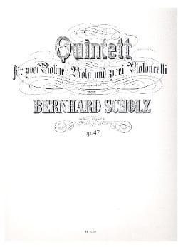 Quintett in e-moll op. 47 -Stimmen - laflutedepan.com