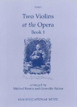 Two violins at the opera - Book 1 - laflutedepan.com