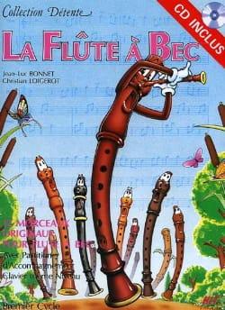 La Flûte à bec Collection Détente Partition laflutedepan