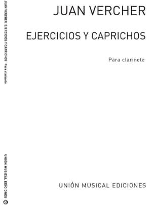 Ejercicios y Caprichos Juan Vercher Partition laflutedepan