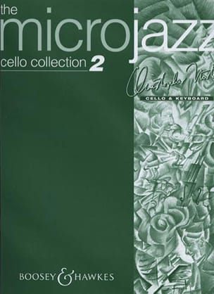Microjazz Cello Collection 2 Christopher Norton Partition laflutedepan