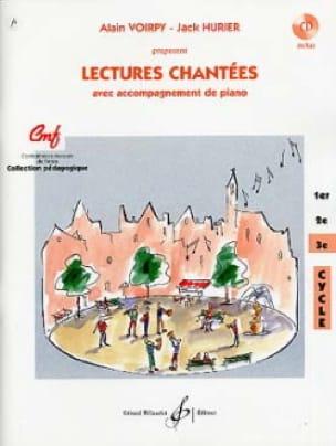 Lectures chantées - 3e Cycle - laflutedepan.com