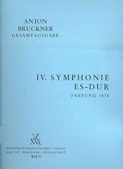 Symphonie Nr. 4 Es-Dur 1. Fassung 1874 [Bd. 4/1] - laflutedepan.com
