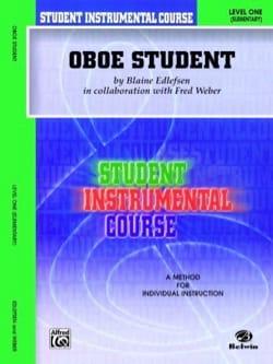 Student instrumental course: Oboe Student 1 laflutedepan