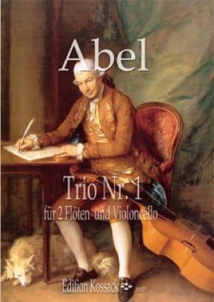 Trio N° 1 - 2 Flûtes et violoncelle - laflutedepan.com