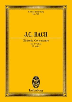 Sinfonia Concertante Es-Dur Johann Christian Bach laflutedepan