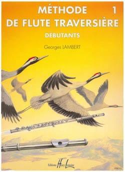 Méthode de Flûte Traversière Volume 1 Georges Lambert laflutedepan