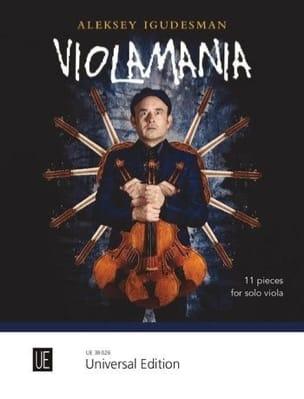 Aleksey Igudesman - Violamania - Partition - di-arezzo.fr