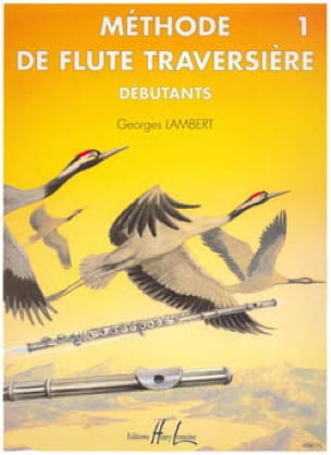 Méthode de Flûte Traversière Volume 1 - laflutedepan.com