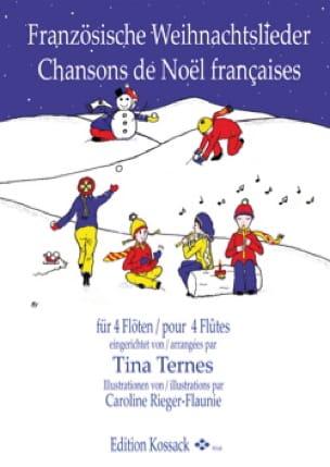 Chansons de Noël Françaises - 4 Flûtes - laflutedepan.com