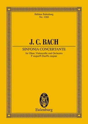 Sinfonia Concertante F-Dur Johann Christian Bach laflutedepan