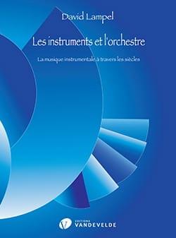 Les Instruments et l'Orchestre David Lampel Partition laflutedepan