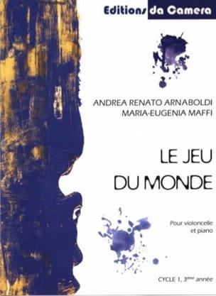 Le Jeu du Monde - Violoncelle et Piano laflutedepan