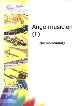 L'ange musicien Alain Roizenblat Partition laflutedepan