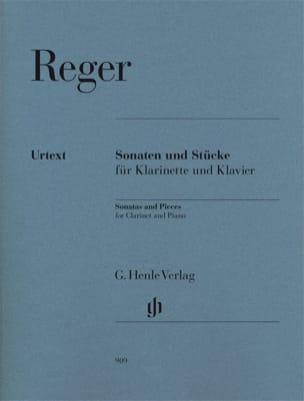 Sonates et oeuvres diverses pour clarinette et piano laflutedepan
