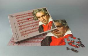 Puzzle - Beethoven, Moonlight Sonata BEETHOVEN Accessoire laflutedepan