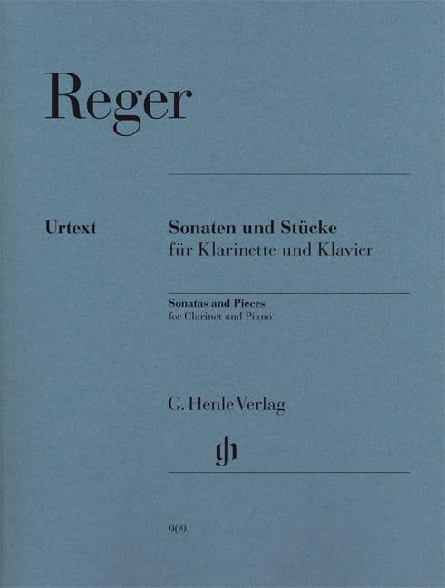 Sonates et oeuvres diverses pour clarinette et piano - laflutedepan.com