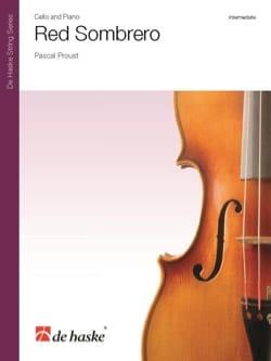 Red Sombrero - Violoncelle et Piano Pascal Proust laflutedepan