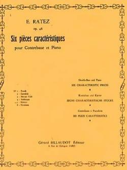 Scherzo op. 46 n° 5 - extr. 6 Pièces Caractéristiques laflutedepan