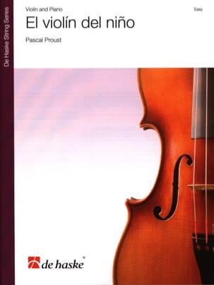 El Violin del nino - Violon et Piano Pascal Proust laflutedepan