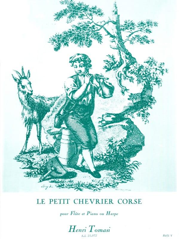 Le Petit Chevrier Corse - TOMASI - Partition - laflutedepan.com
