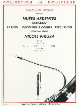 Nuées Ardentes - Concerto Pour Basson - laflutedepan.com