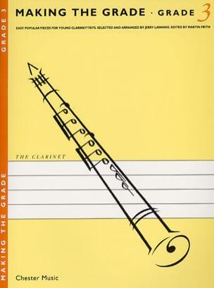Making the grade Clarinet - Grade 3 Jerry Lanning laflutedepan