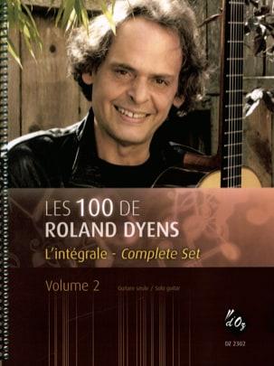 Roland Dyens - The Roland Dyens 100 - Volume 2 - Partition - di-arezzo.com