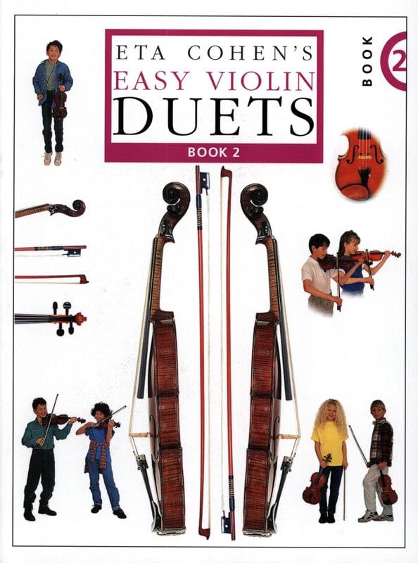 Easy violin duets Volume 2 - laflutedepan.com