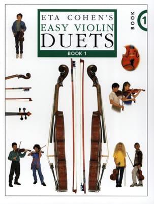 Easy violin duets Volume 1 Cohen Eta / Brown Christine laflutedepan