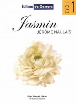 Jasmin - Flûte et Piano - Jérôme Naulais - laflutedepan.com