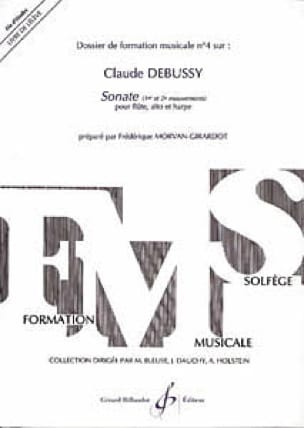 Dossier de F.M N°4 - Elève - Debussy : Sonate - laflutedepan.com