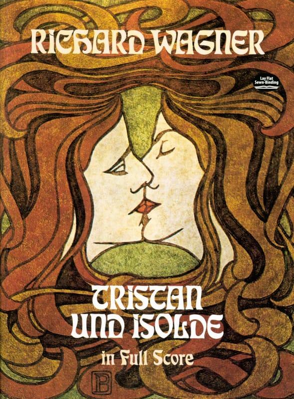 Tristan et Isolde - Conducteur - WAGNER - Partition - laflutedepan.com