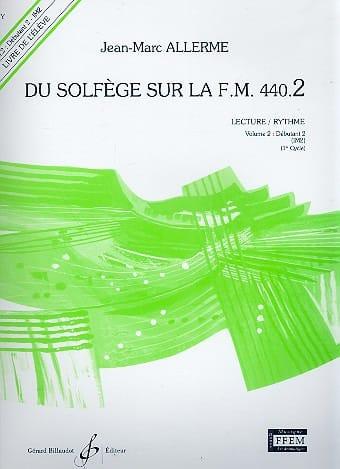 du Solfège sur la FM 440.2 - Lecture Rythme - laflutedepan.com