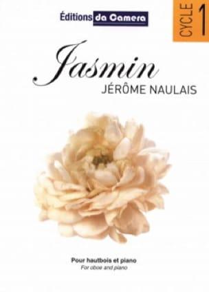 Jasmin - Hautbois et Piano - Jérôme Naulais - laflutedepan.com