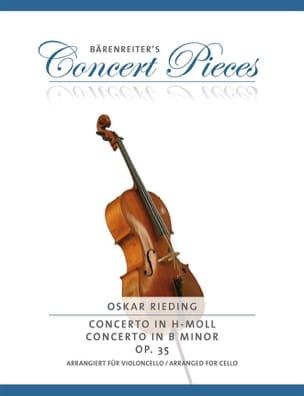 Concerto en ré mineur op. 35 - violoncelle - laflutedepan