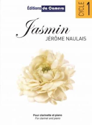 Jasmin - Clarinette et Piano - Jérôme Naulais - laflutedepan.com