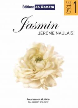 Jasmin - Basson et Piano - Jérôme Naulais - laflutedepan.com