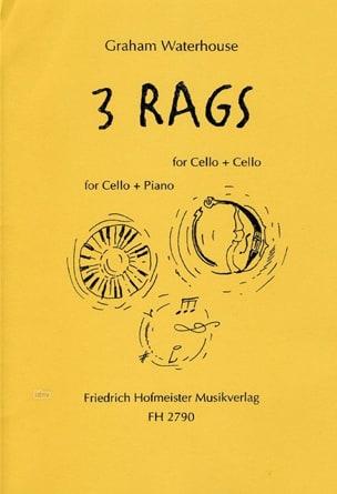 3 Rags Graham Waterhouse Partition Violoncelle - laflutedepan