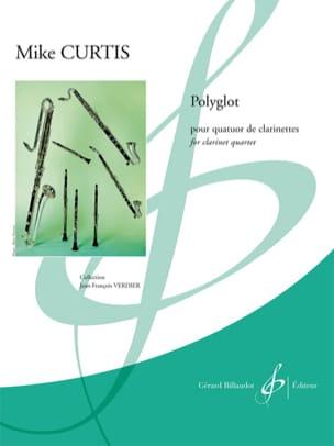Polyglot Mike Curtis Partition Clarinette - laflutedepan