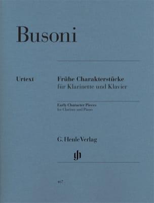 Pièces de caractère de jeunesse pour clarinette et piano première édition laflutedepan
