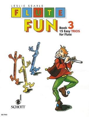 Flute Fun - Book 3 - Flute Trios Leslie Searle Partition laflutedepan