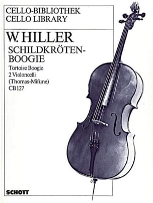 Schildkröten-Boogie Wilfried Hiller Partition laflutedepan