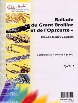 Ballade Du Grand Broillaz et de l'Obscurte laflutedepan