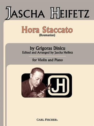 Hora Staccato - Violin piano laflutedepan