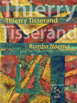 Rumba Noema TISSERAND Partition Guitare - laflutedepan