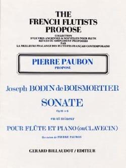Sonate op. 91 n° 6 - Flûte et piano ou clavecin laflutedepan