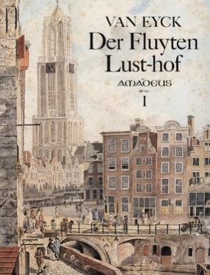 Der Fluyten Lust-hof - Bd. 1 Jacob van Eyck Partition laflutedepan