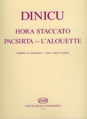 Hora Staccato / l'Alouette (Pacsirta) Grigoras Dinicu laflutedepan